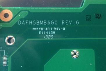 ملفات بايوس – Fujitsu Lifebook A512, AH512 31FH5MB0080 bios dump