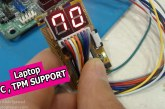 [فيديو] كارت تيستر اللاب توب وحل مشكلة التوافق Make Laptop Debug Card Support any Brand