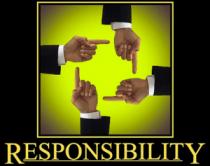 Marketing, Responsibility