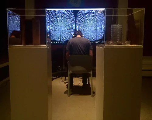 Sequence VIrtual Reality at V&A London 2015