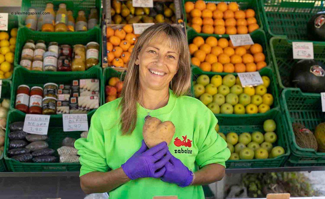 zabalza frutas y verduras