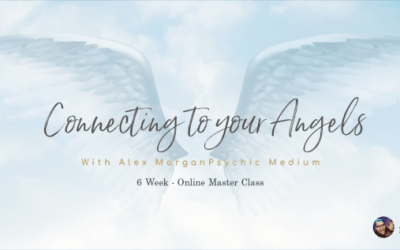 Connecting to your Angels – 6 week Online Master Class