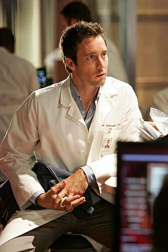 Alex OLoughlin as Dr. Andy Yablonski