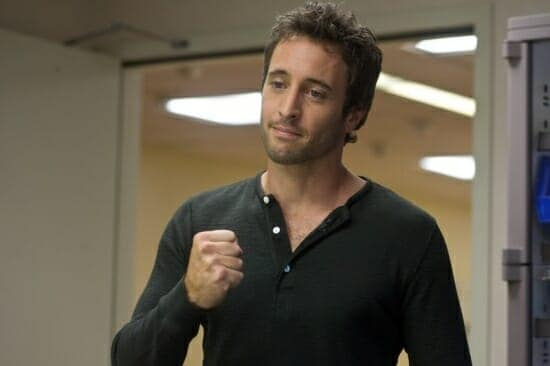 Alex O'Loughlin Photo from The Backup Plan
