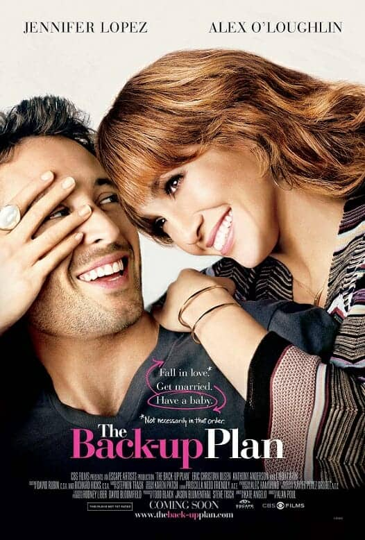 The Backup Plan Movie Poster