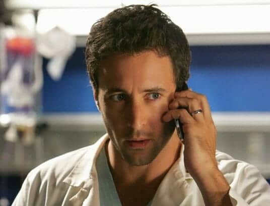 Alex O'Loughlin Confirms Three Rivers Cancellation