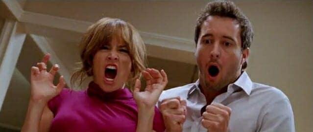 Alex & Jennifer host the CBS Comedy Lineup