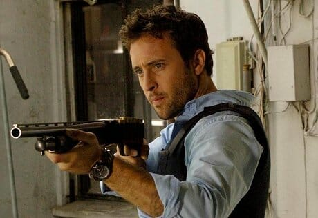 Alex O'Loughlin in The Shield