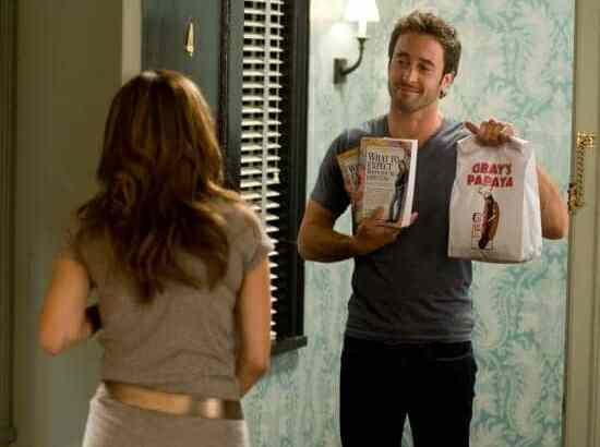 Alex O'loughlin The Hottie of The Back-up Plan