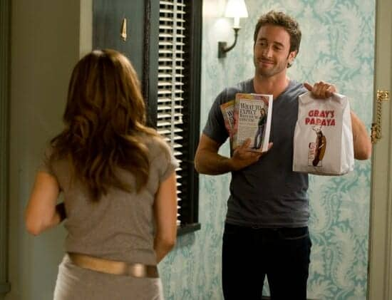The Back-Up Plan with Alex O'Loughlin