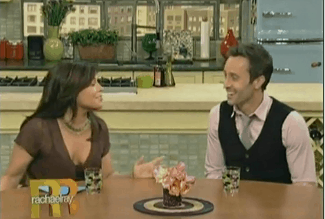 Alex on The Rachael Ray Show