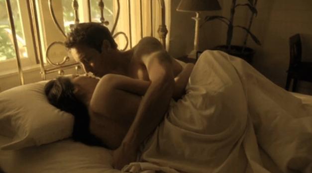 McGarrett's First Love Scene!