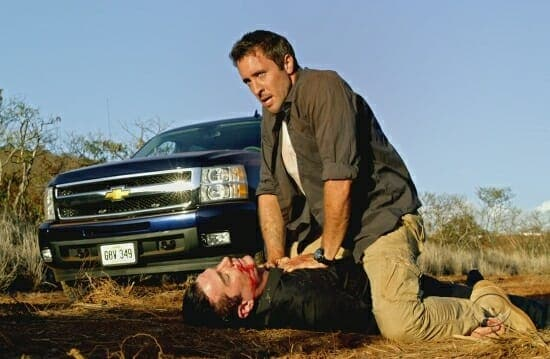 Top 5 Steve McGarrett Moments