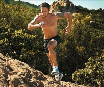 Photos and Video from Men's Fitness – Alex O'Loughlin