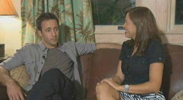 Candid Interview with Alex O'Loughlin