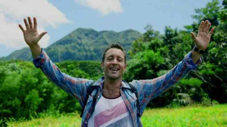 Alex O'loughlin Online- Act Two – the first truly interactive Alex O'loughlin fan site