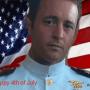 Patriotic Steve McGarrett