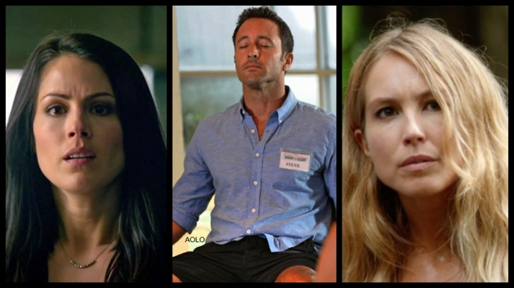 steve mcgarrett and his women