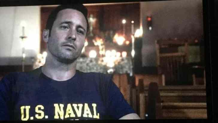 Steve McGarrett Reflecting On Life