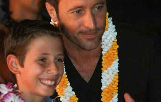 Some More Pics Of Alex O'Loughlin At SOTB