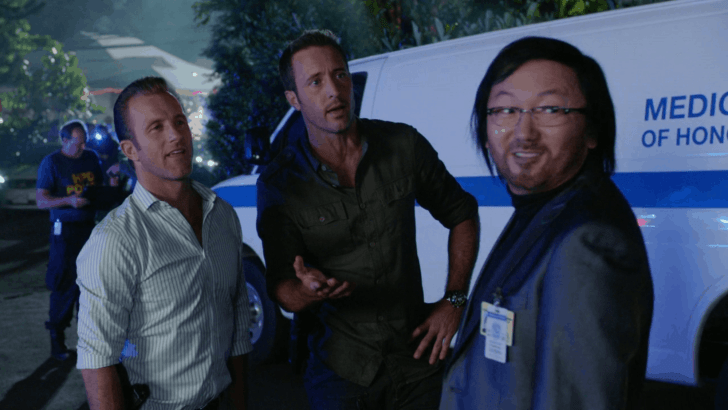 Hawaii Five O Episode 7.06 Different Points Of View