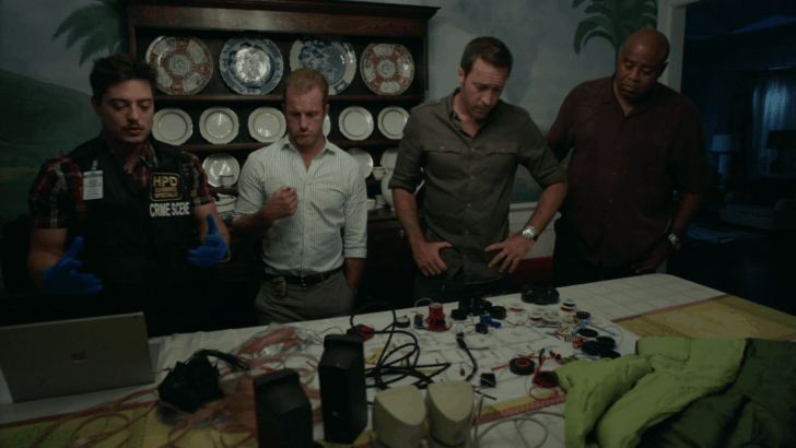 Hawaii Five O Episode 7.06 Ka Hale Ho 'okauweli