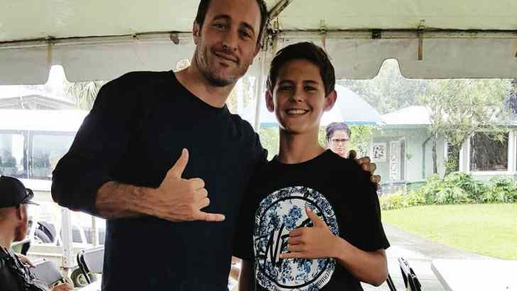 Alex O'Loughlin Weekly Wrap Up- Week Of October 31