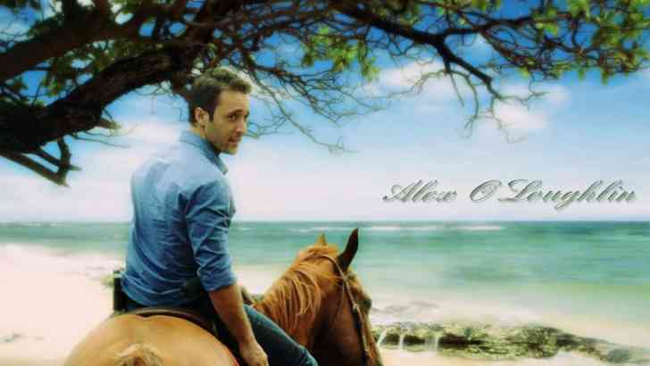 Whimsical Wednesday- Alex O'Loughlin Fanart Day