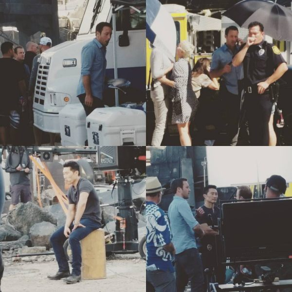 alex o'loughlin BTS