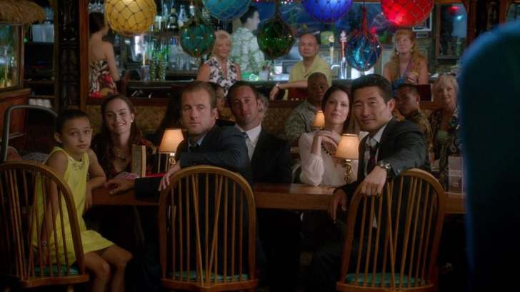 hawaii five 0 thanksgiving