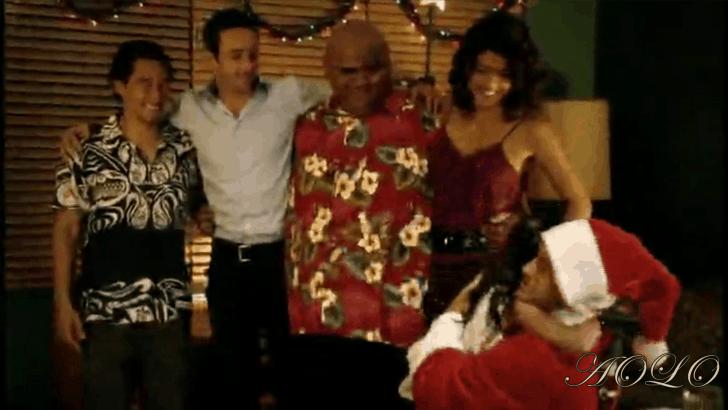 Christmas- Hawaii Five 0 Style