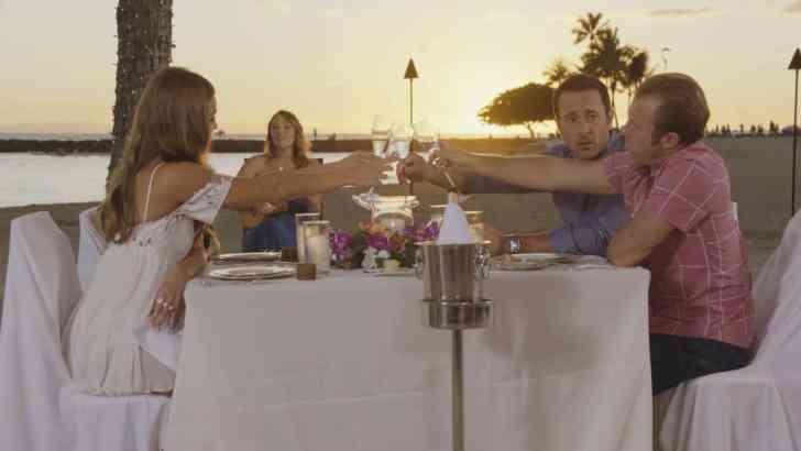 Hawaii Five 0 Episode 7.16 Poniu I Ke Aloha Promo Pics and Info