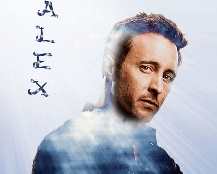 Alex O'Loughlin FanArt Whimsical Wednesday