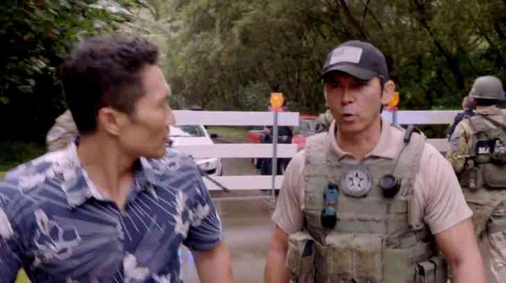 Hawaii Five O 7.14 promo