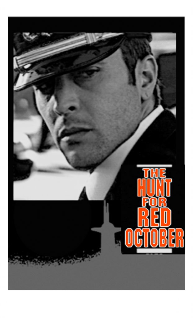 Hunt for Red October - alex o'loughlin
