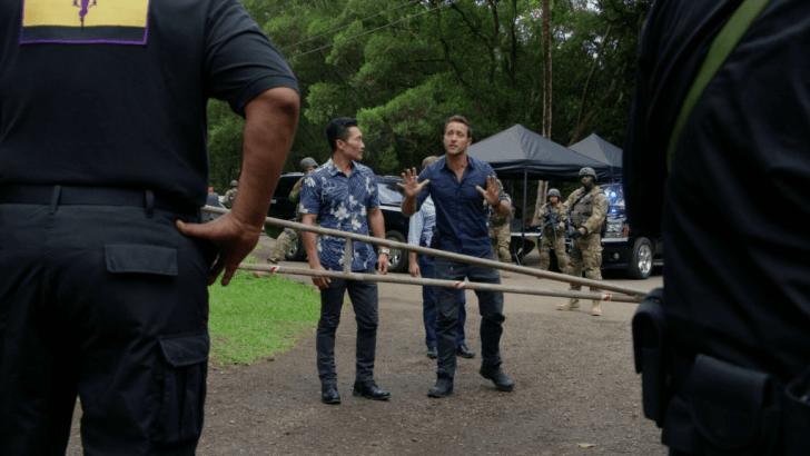 Hawaii Five 0 Episode 7.14 Ka laina ma ke one Recap