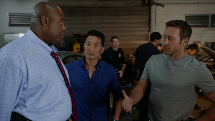 Hawaii Five 0 Episode 7.12 Different Points of View