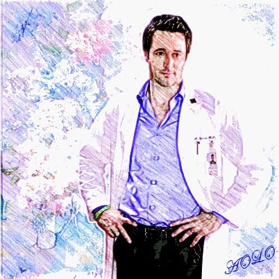 alex o'loughlin threee rivers fanart