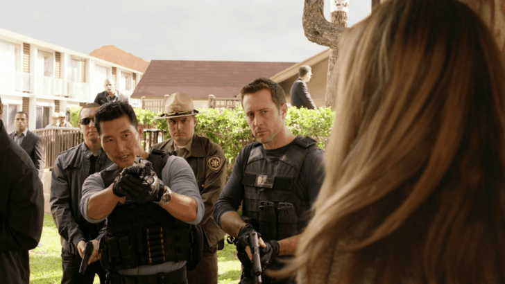 Hawaii Five 0 Episode 7.15 Different Points of View