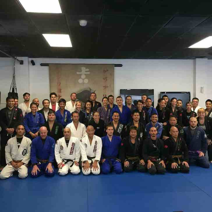 Grappling Unlimited Hawaii