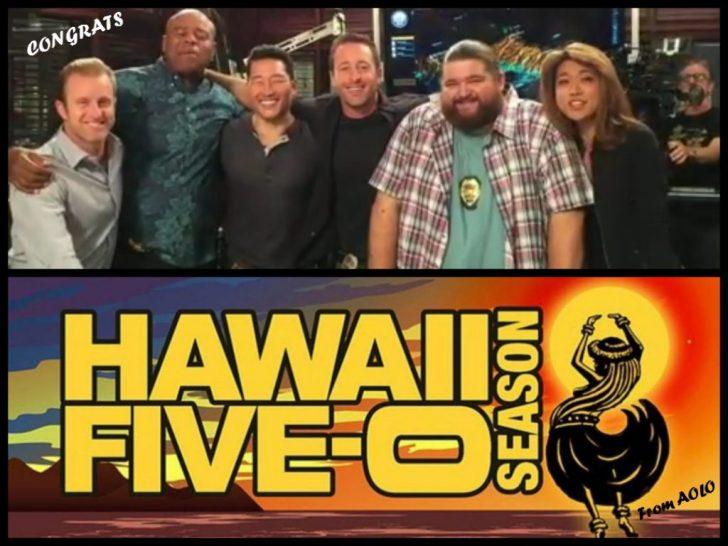 Hawaii Five 0 season 8 renewal