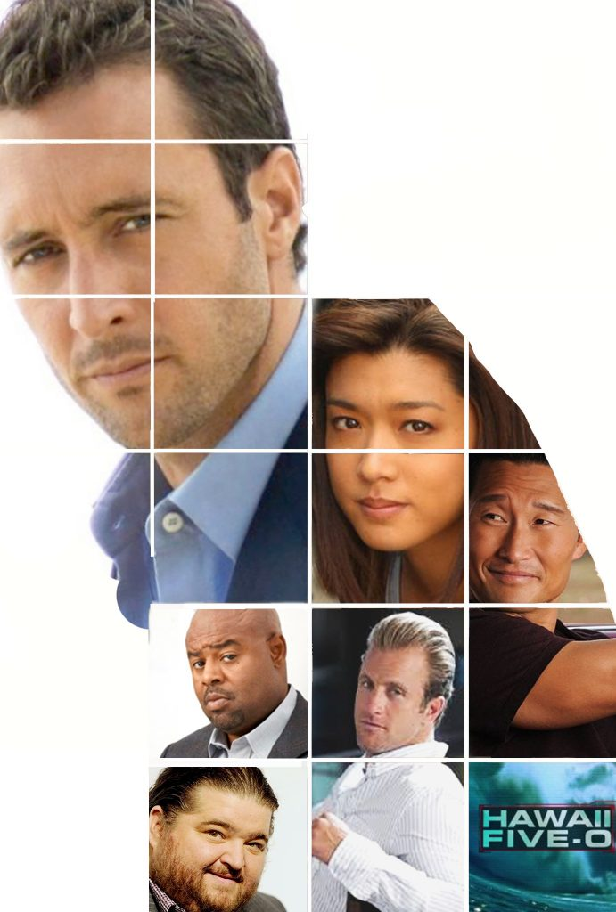 hawaii Five 0 poster