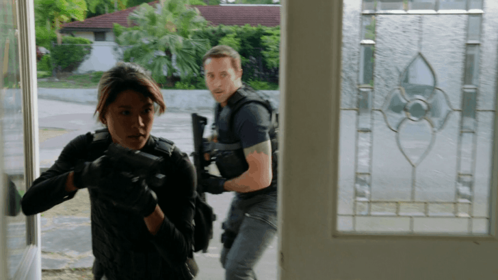 Hawaii Five 0 Episode 7.19 Different Points of View