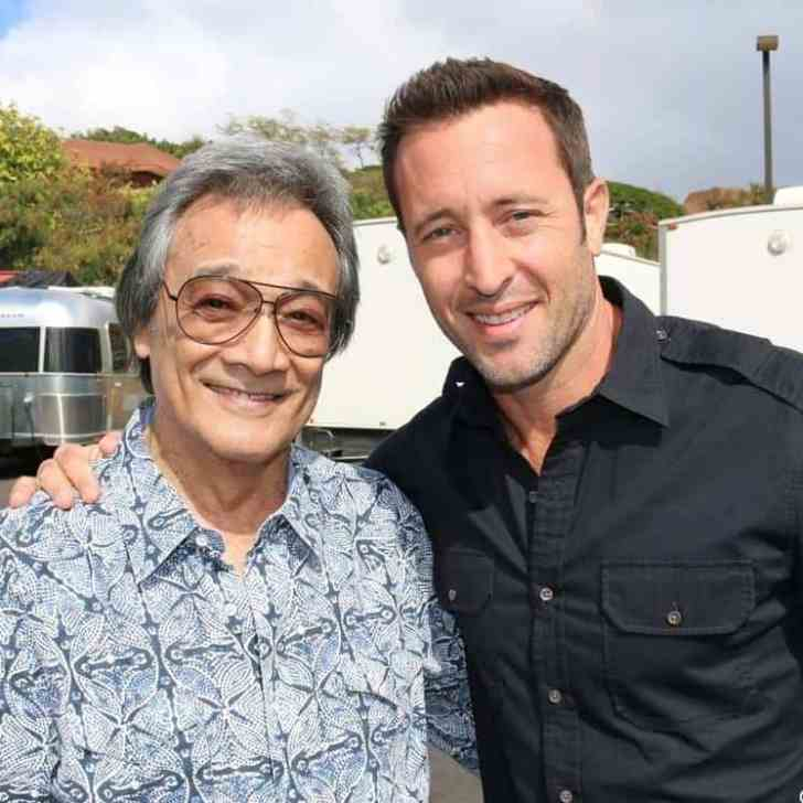 jimmy borges and alex o'loughlin