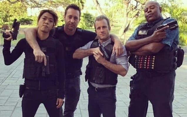 Alex O'Loughlin Weekly Wrap Up- Week of March 20