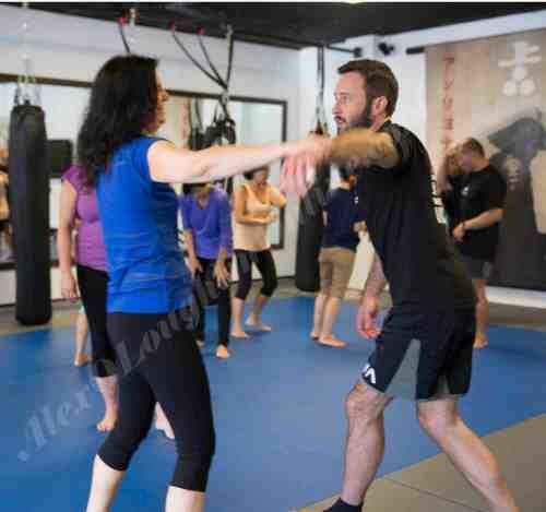 alex o'loughlin self defense class