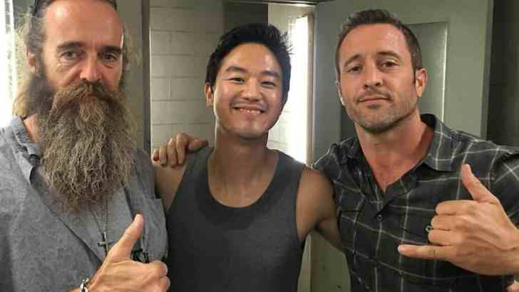 Alex O'Loughlin Wrap Up – Week of July 17