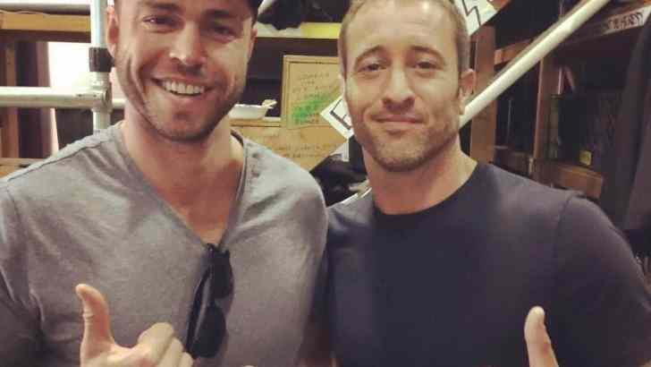 Alex O'Loughlin Wrap Up- Week of July 24
