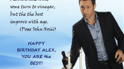 Alex O'Loughlin – Improving With Age