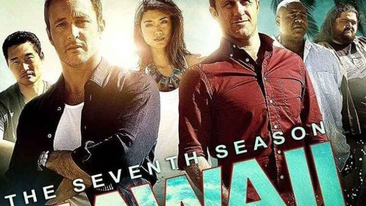 Hawaii Five 0 Season 7 DVD Coming Soon